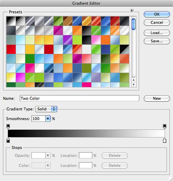 Editing Gradient