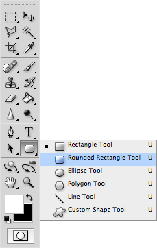 Rounded Rectangle Tool