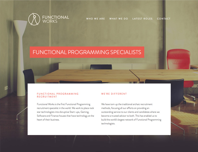 Functional Works