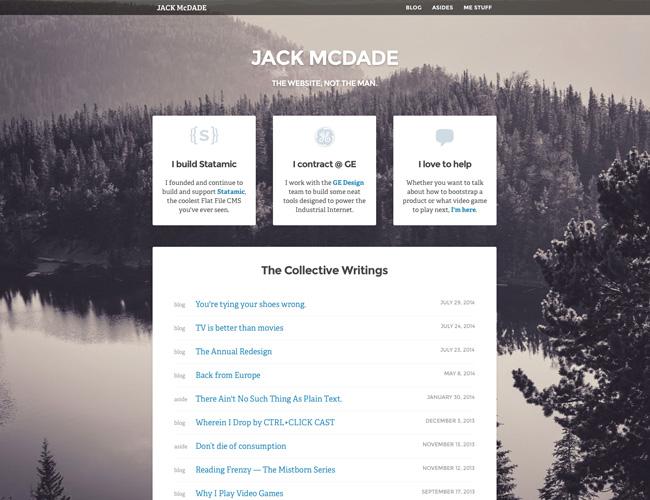 Jack McDade
