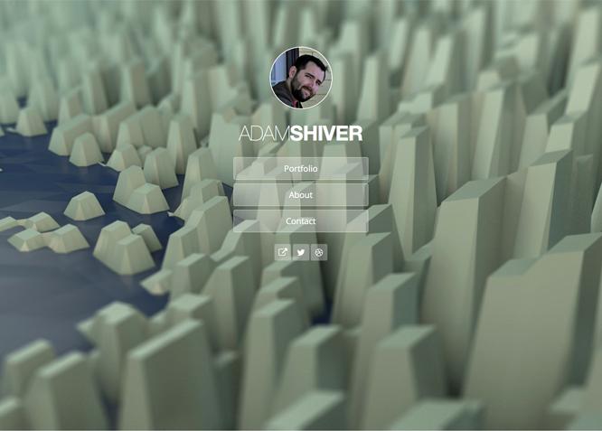 Adam Shiver Portfolio